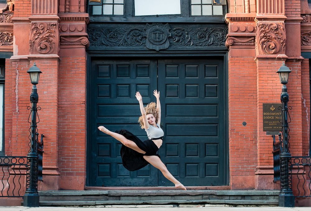 Dance Portrait Lauryn