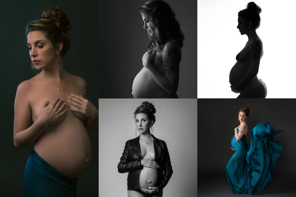 Pregnancy Portrait| Alanna