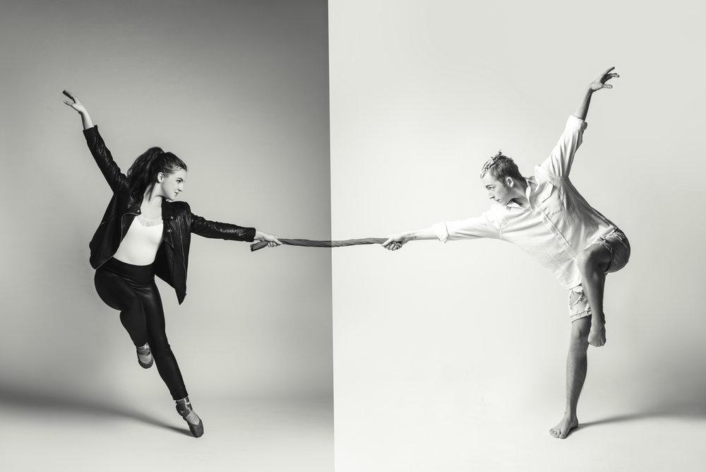 Sarah Kate and Blair Dance