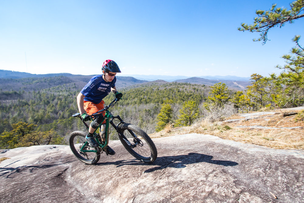 A Spring Fling in North Carolina - Click on image to read at Pinkbike