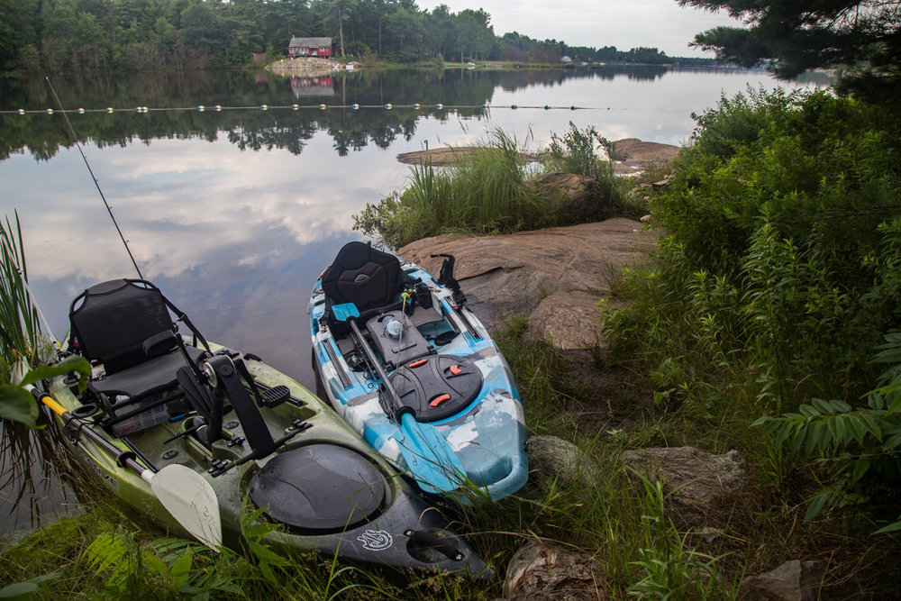 Fishing And Then Some In Ontario's Sturgeon Bay Provincial Park - Click on image to read at Explorers' Edge