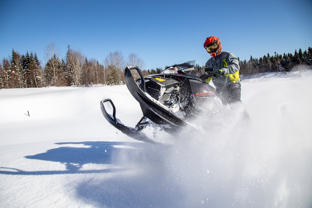 Playing in The Deep End - Out and About in The Wawa Backcountry