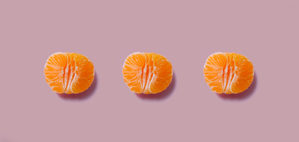 Vitamin C is needed for Collagen Production - So if you are looking to eat for better skin, try upping your citrus intake :)