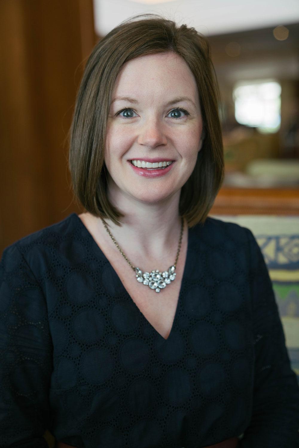 Megan Sandefur  Executive Assistant