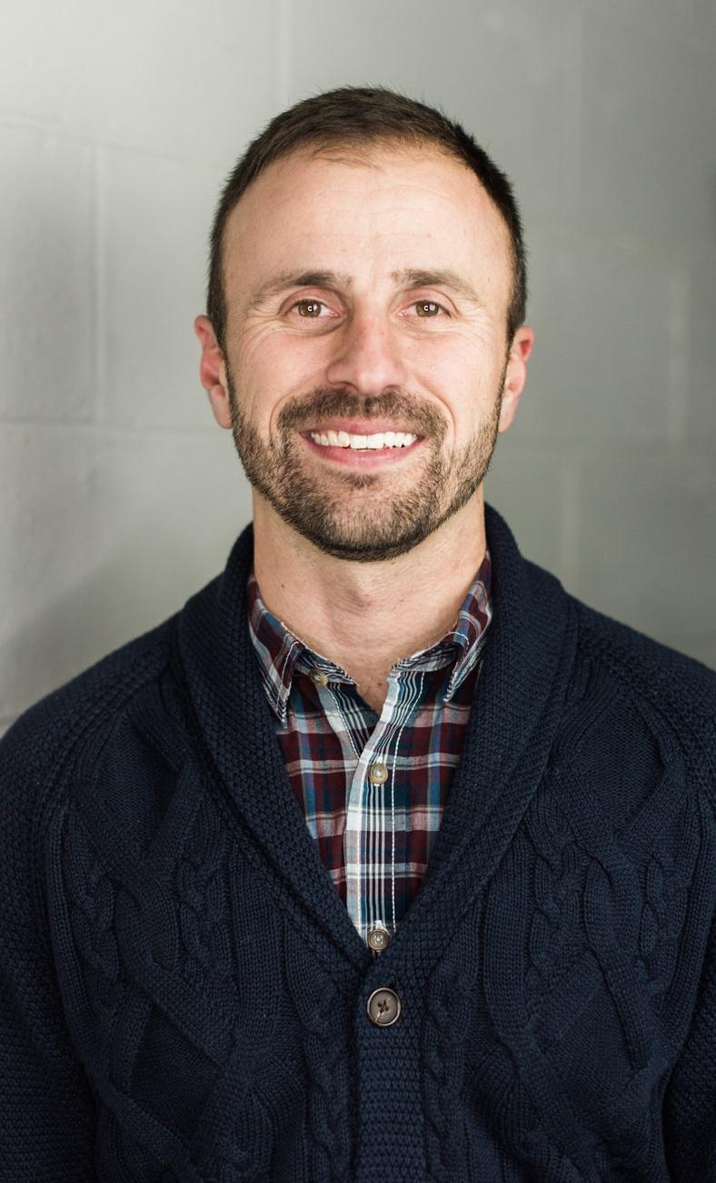 Brandon Shields  Lead Pastor of    Soma Church Indy