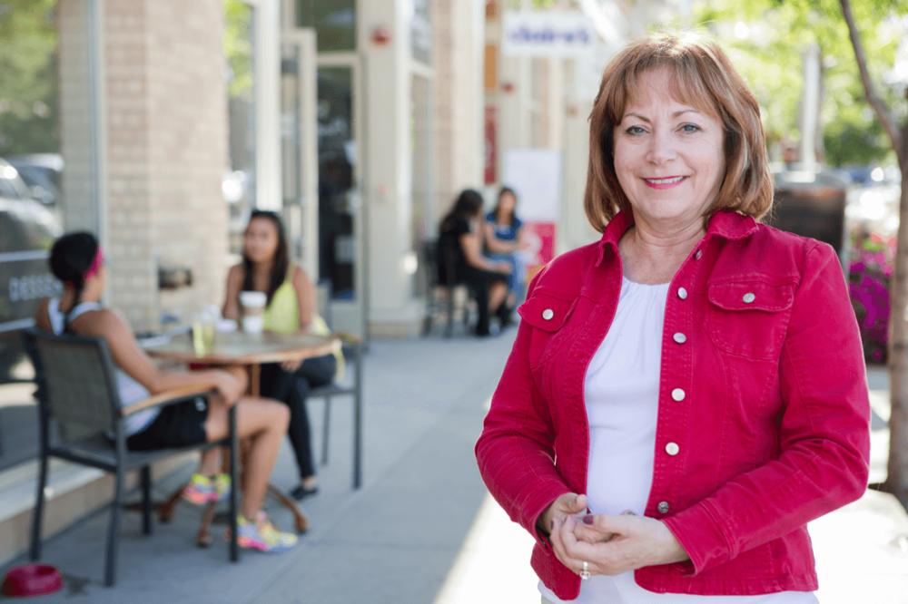 Dianne Primavera - Lieutenant Governor-Elect