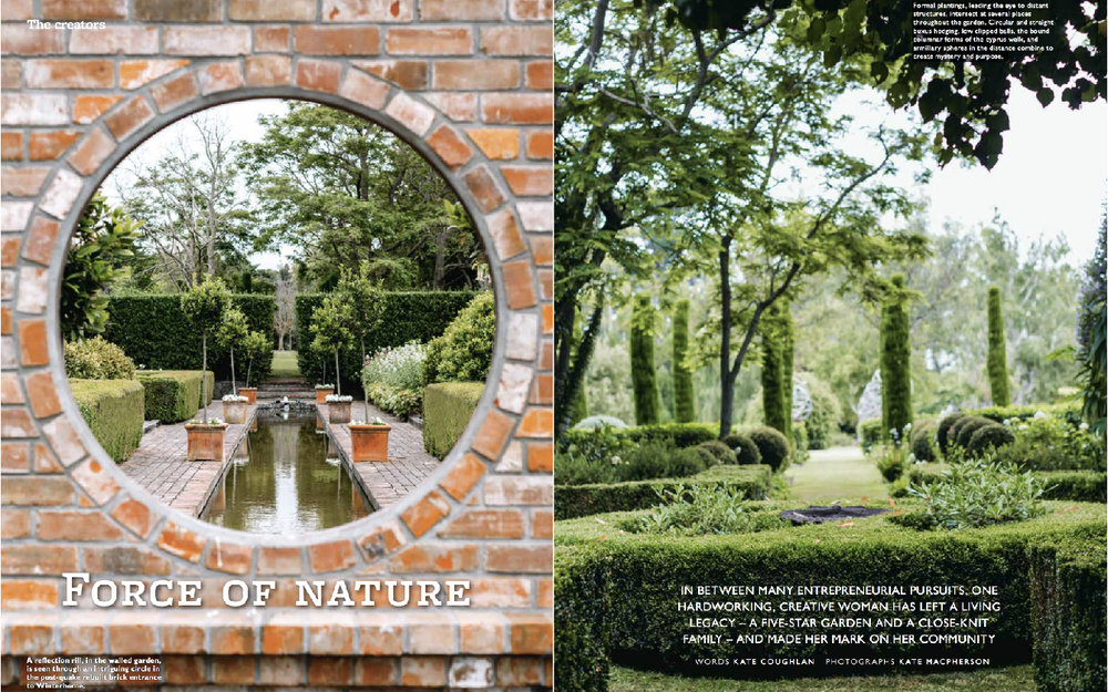 NZ Life & Leisure - Published in Life & Leisure, July/August 2018Story: Kate CoughlanPhotos: Kate MacPhersonIssue: 80