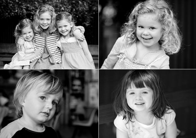BECC children's portraits