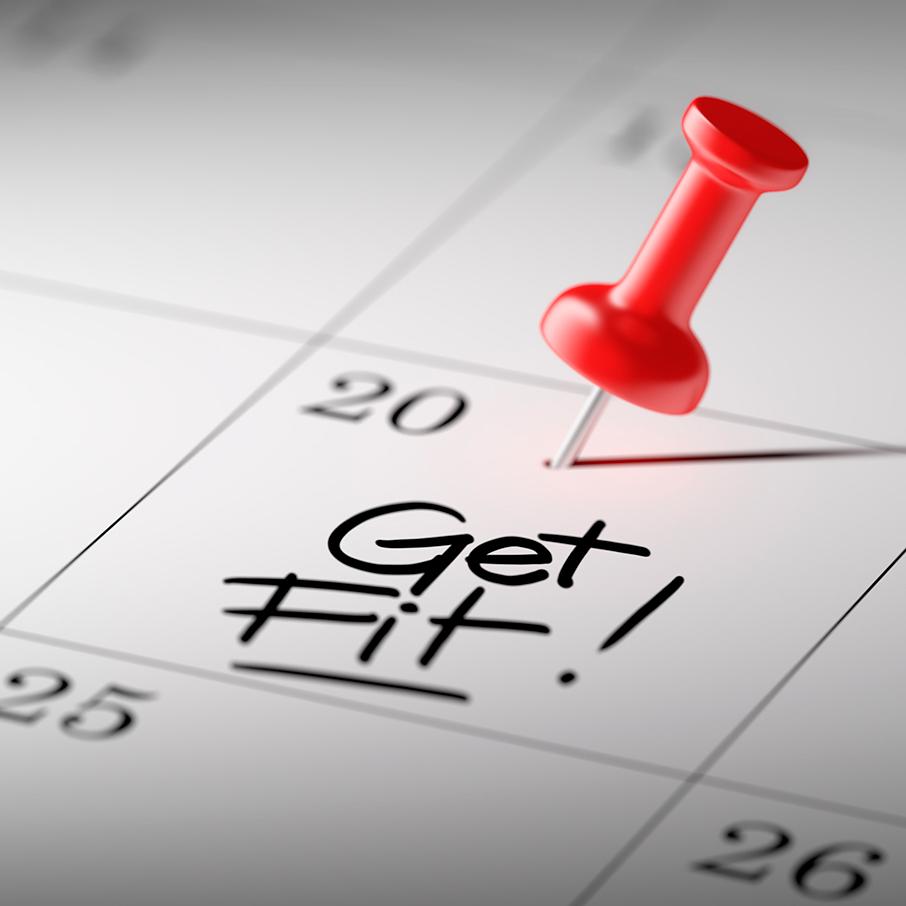 Performance calendar -
