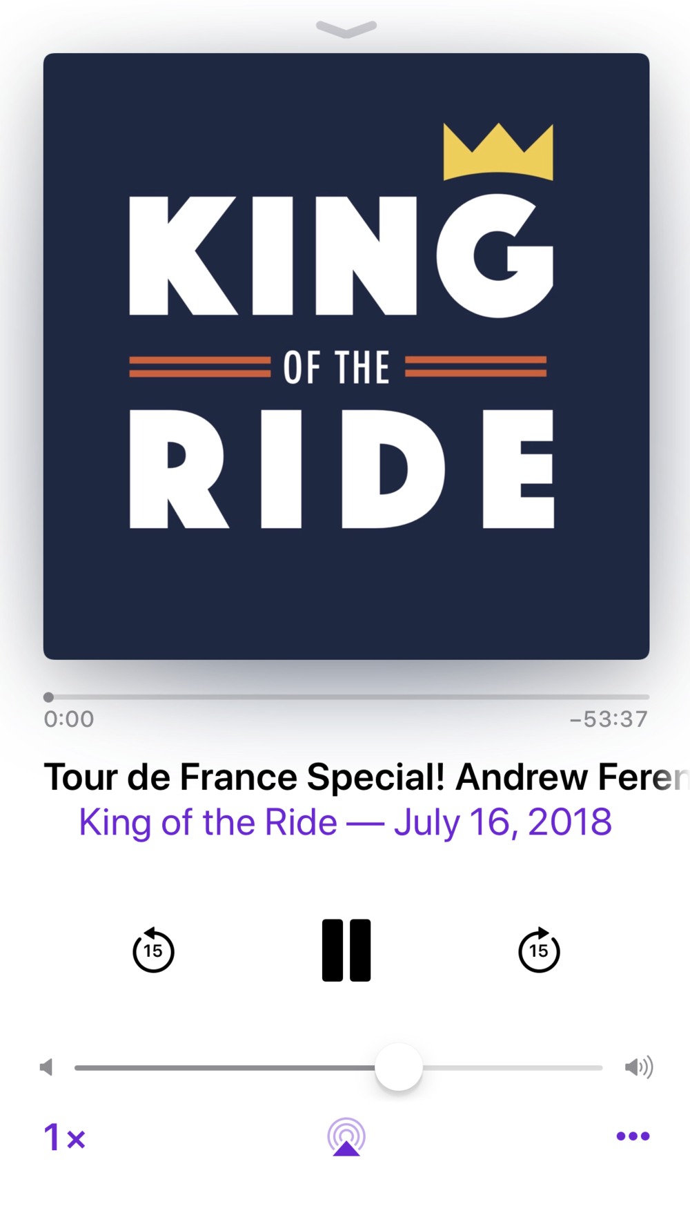 This is my final design as a  podcast cover.  My client wanted a bold, clean design that would rival other podcasts in the cycling genre on iTunes.