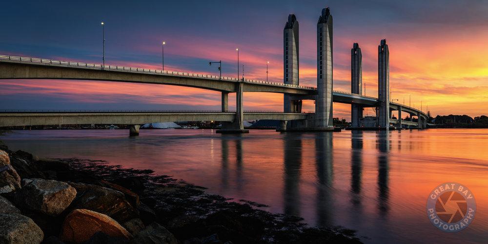 Sarah Mildred Long Bridge -