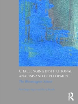 """…the book is a very valuable contribution to understanding the foundations of an important school in institutional economics and highly recommended to students who are already rather familiar with the world of institutions and interested in more fundamental issues concerning modelling actors in relation to the structures surrounding them."" -John Groenewegen (Delft University of Technology) in  Erasmus Journal for Philosophy and Economics"