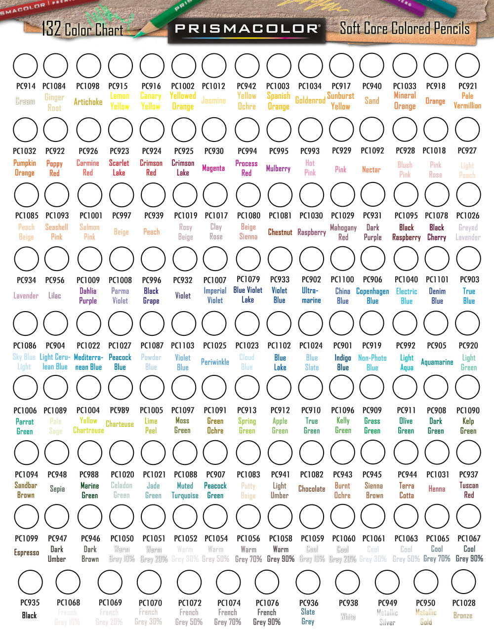 prismacolor_132_premier_colored_pencil_chart_by_transientart-d4iu9wm