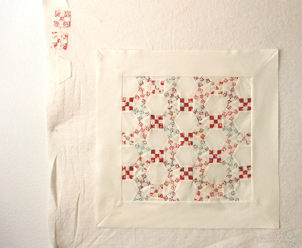 Nine Patch QuiltWM1