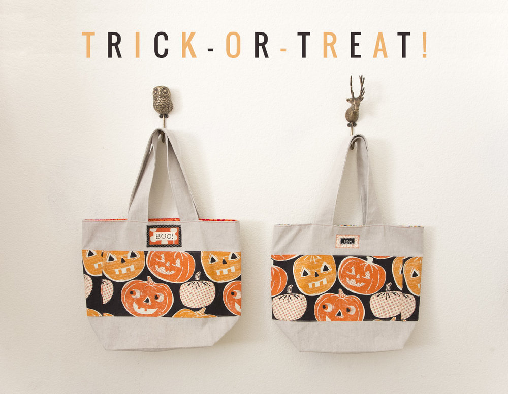 trick or treat bags