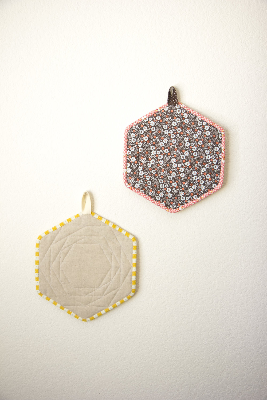 Hexagon Trivets19