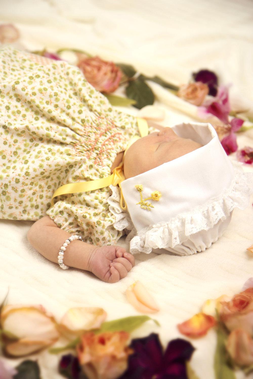 Baby_Lyla Sleeping
