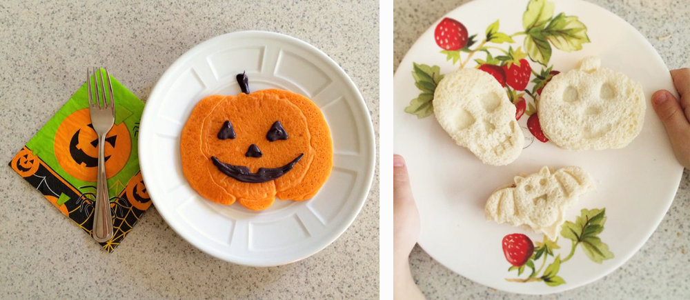 Halloween Food 2015