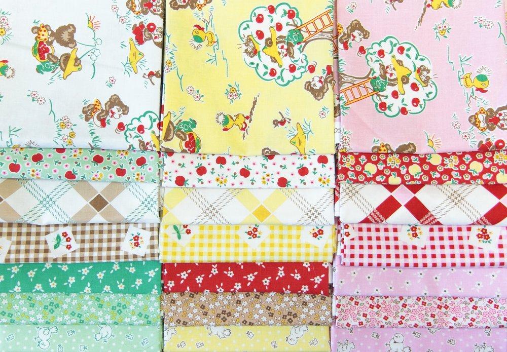 Apple Farm Fabric
