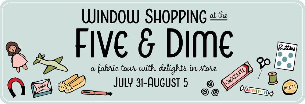 Five & Dime Tour Header