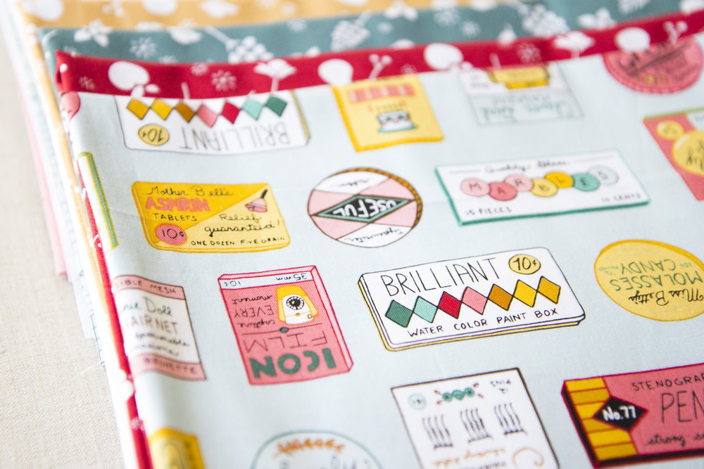 Five and Dime Fabric