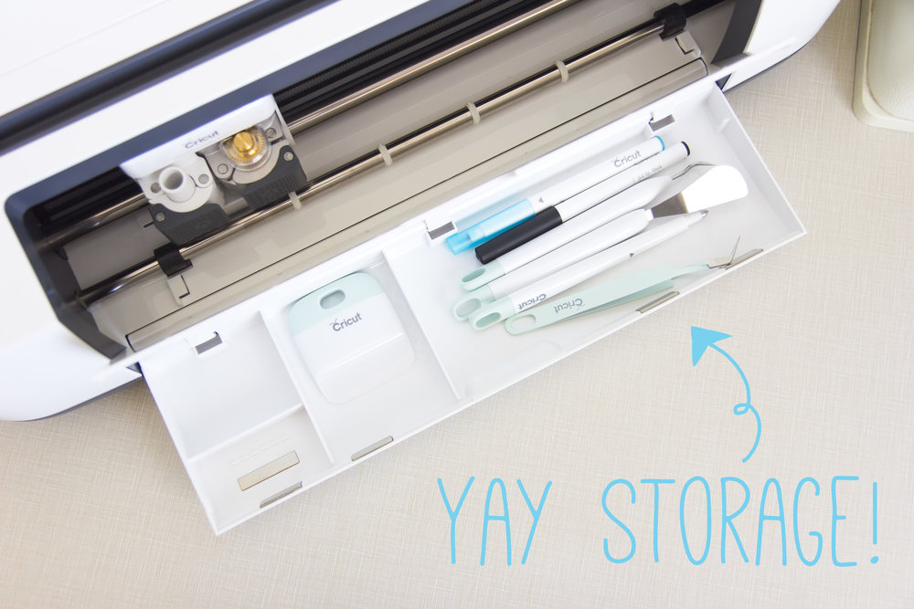 Cricut Maker storage