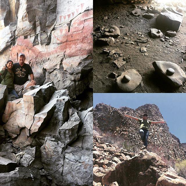 A day of exploring cave paintings near Loreto, BCS #mexicocity #travelmexico #nationalgeographic #mibellomexico #history #cultura #culturamexicana