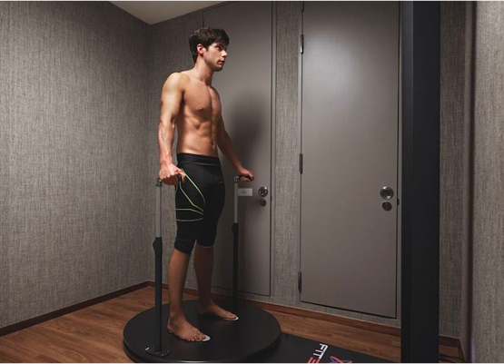 Faster Body Assessments - Fit3D is private & autonomous. F45 club owners report that Fit3D has cut down their assessment times from days to hours. And members love that scan results are sent to their phone within 3-minutes.