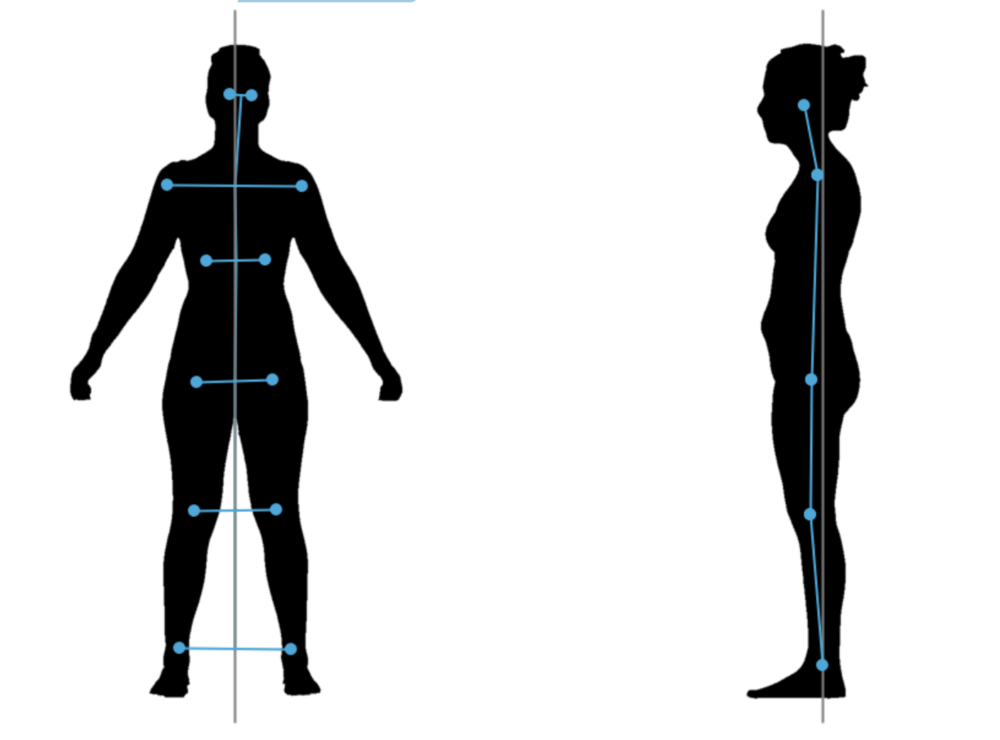 Fit3D Posture Analysis