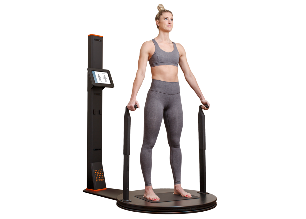 Autonomous Hardware - Self-service scans in 35 seconds.Handles for safety & accuracy. Integrated weight & balance scales.15-minute setup.Provide your members a baseline for their journey.