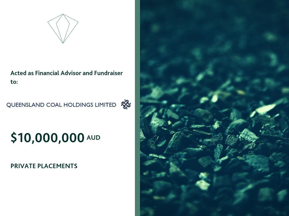 Queensland Coal Holdings Ltd Tombstone.jpg