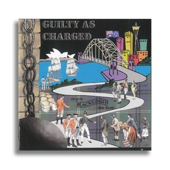 Guilty As Charged – City of Blacktown Pipe Band Album 2002