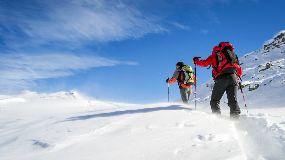 Ski Mountaineering - Austrian Alps