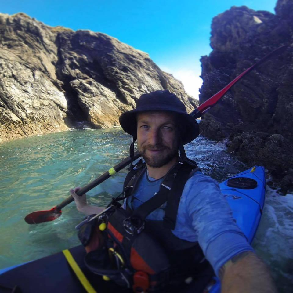 Activity Leader: Mark   Leading the outdoor activities is Cornwall's/Ireland's answer to Ray Mears aka Mark Kelly from  Four Elements Adventure . He will be facilitating our outdoor activities and micro-adventures. We are as excited to learn from his expertise as we're sure you are!