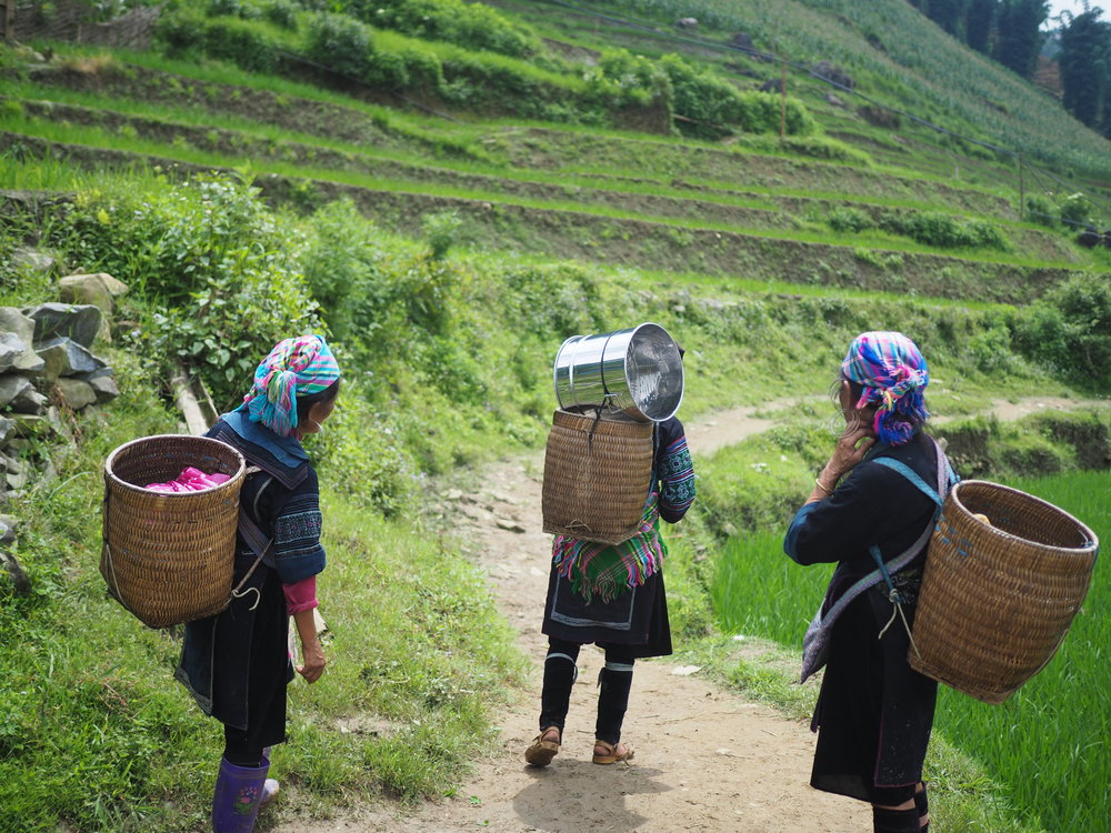 Opinion / Invest in women and girls to combat global poverty, extremism -