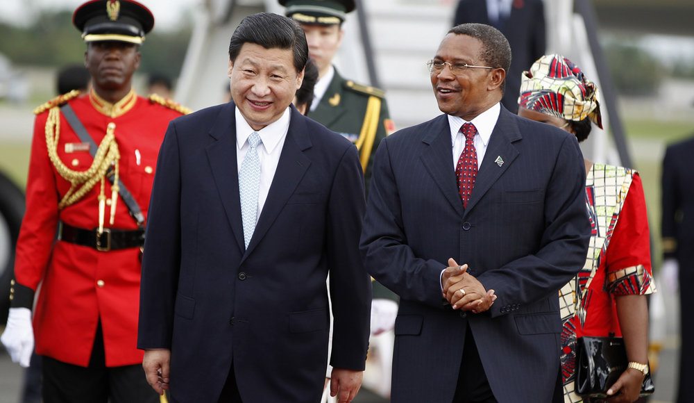 africa and China: - How Africans and Their Governments are Shaping Relations with China