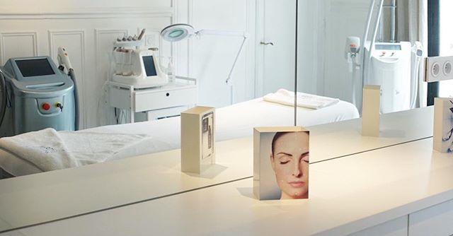 Notre institut est équipé avec les meilleurs appareils de haute technologie pour traiter la qualité de votre peau visage et corps ✨