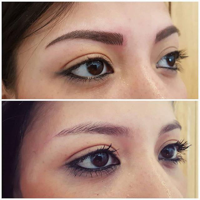 Maquillage permanent de sourcils! Les 3 techniques principales du maquillage permanent de sourcils sont: 1. Remplissage = ombrage = shadow. 2. Poil à poil. 3. 3D- sourcils (ombrage +poil à poil+ plusieurs couleurs). La technique, la couleur et la forme des sourcils sont sélectionnés individuellement pour chaque client.  Permanent makeup of eyebrows! The 3 main techniques of permanent eyebrow makeup are: 1. Powder = shading = shadow. 2. Hairstroke 3. 3D-eyebrows (shading + hairstroke + several colors). The technique, the color and the shape of the eyebrows are selected individually for each client.  #maquillagepermanent #esthetique #beauté #pfoto #model #madame #parisienne #instaparis #sourcil #seurcilspoilapoil #browsonfleek #tatuage #lesyeux #maquillage #tatuagedelevres #remplissage #couleur #dermopigmetation #micropigmentation #16eme #eyebrows #paris #перманентныймакияжвпариже
