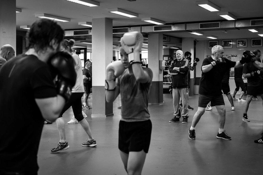 bokstraining - Recreatief trainen voor iedereen!
