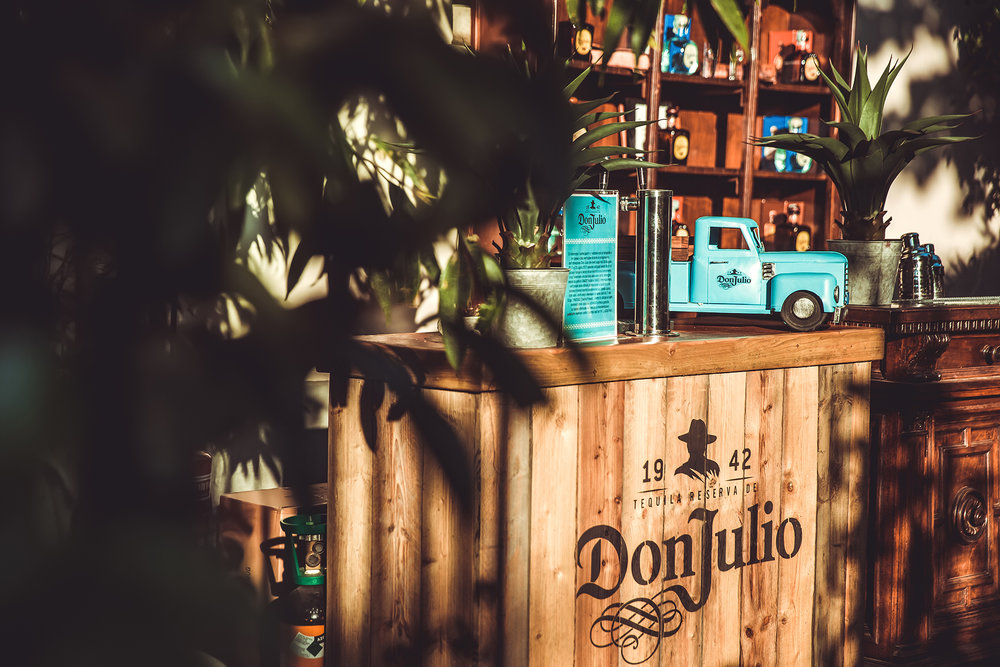 DON JULIO  La Cantina