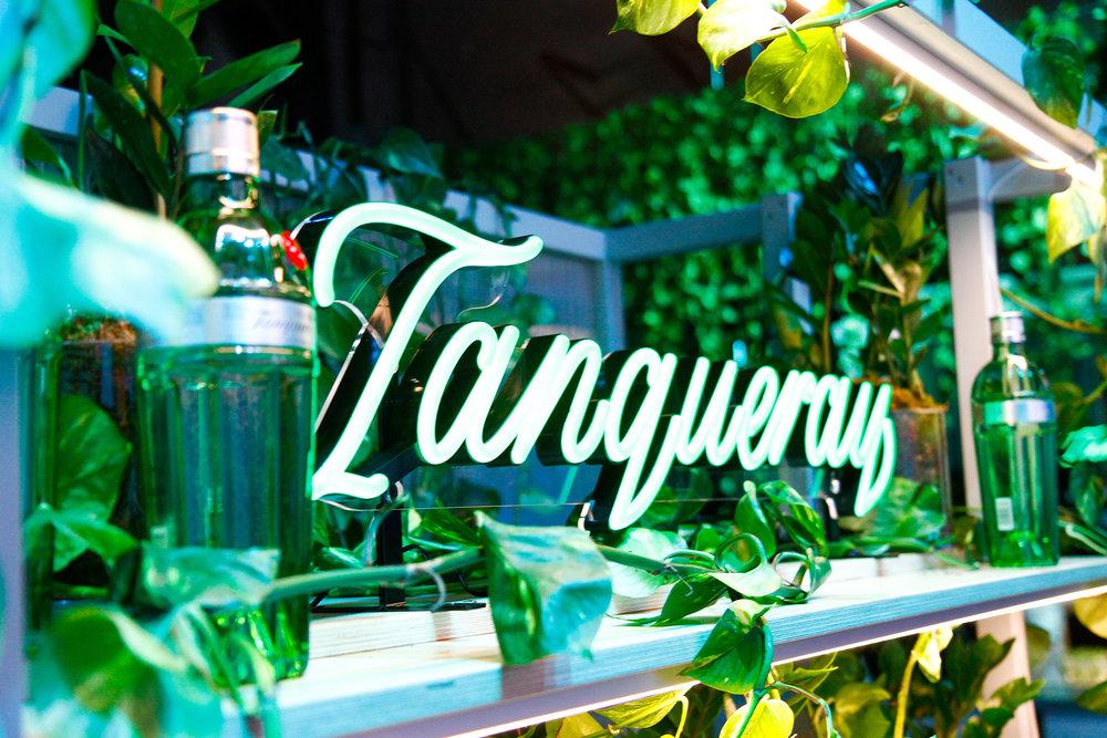 TANQUERAY  Experience - World Class Berlin