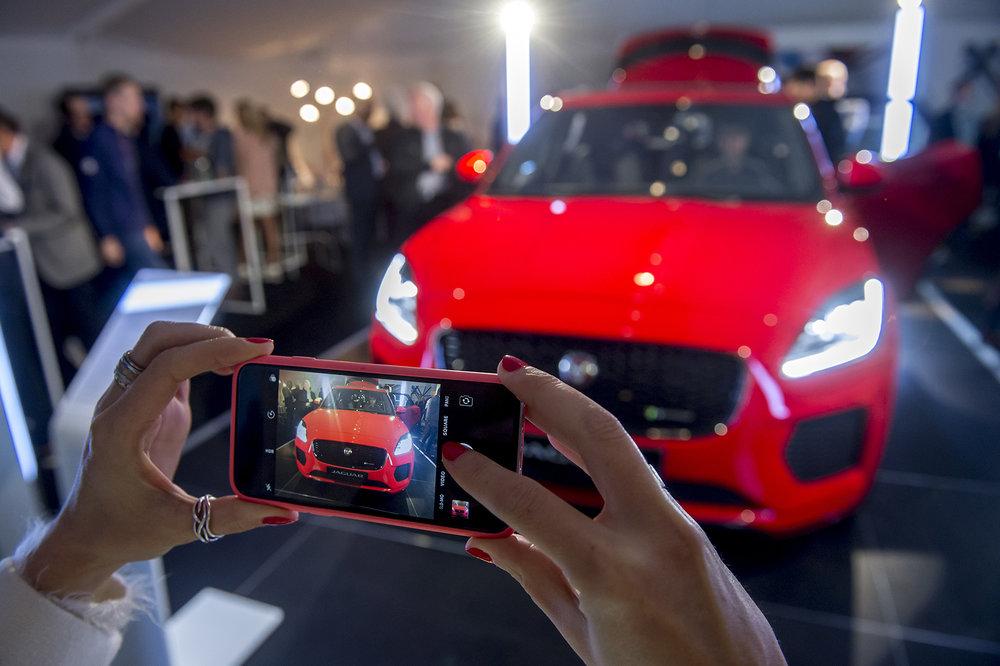 JAGUAR  Jaguar Global Touring Experiences