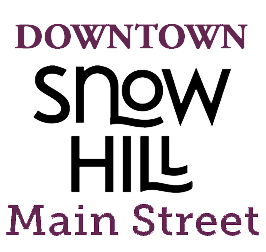 Downtown Snow Hill Main Street