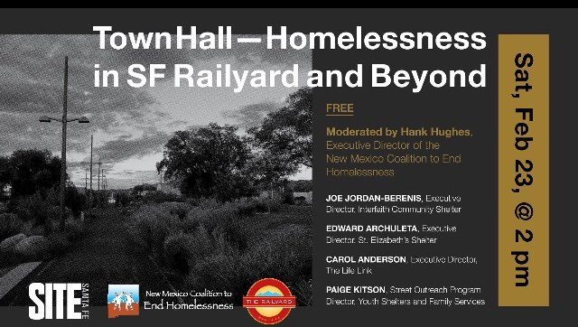 Check it out Santa Fe!  Our own, Carol Luna-Anderson is one of the panelists at @sitesantafe tomorrow! #community #santafe #newmexico #thelifelink #homeless #nonprofit #bettertogether
