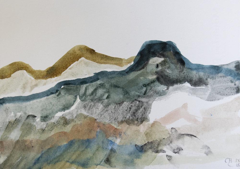 Pedernal Mountain
