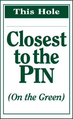 PCPT -Closest to Pin on Tee