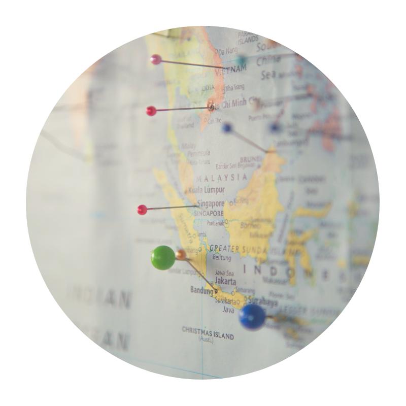 Consultoria na escolha de itinerário/ destino - Ajudamos você a selecionar os melhores destinos de acordo com seu estilo de vida e gostos. Veja aqui