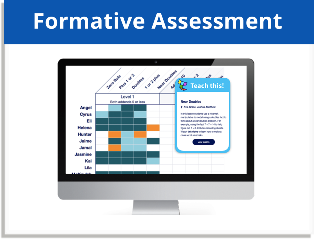 Dig deeper than scores - Get real-time data about how each student is performing, which standards they are meeting, and insight to help differentiate instruction.