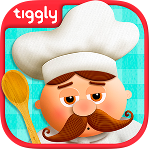 Tiggly Chef Addition icon