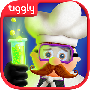 Tiggly Chef Subtraction icon